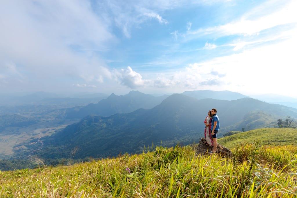 Phu Chee Fah View, Chiang Rai